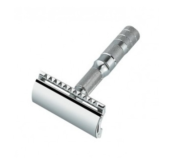 merkur_travel_razor(Travel-Razor-with-Leather-Case)