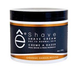Shave Cream Orange Sandlewood