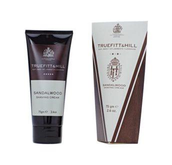 Sandalwood Shave Cream Tube